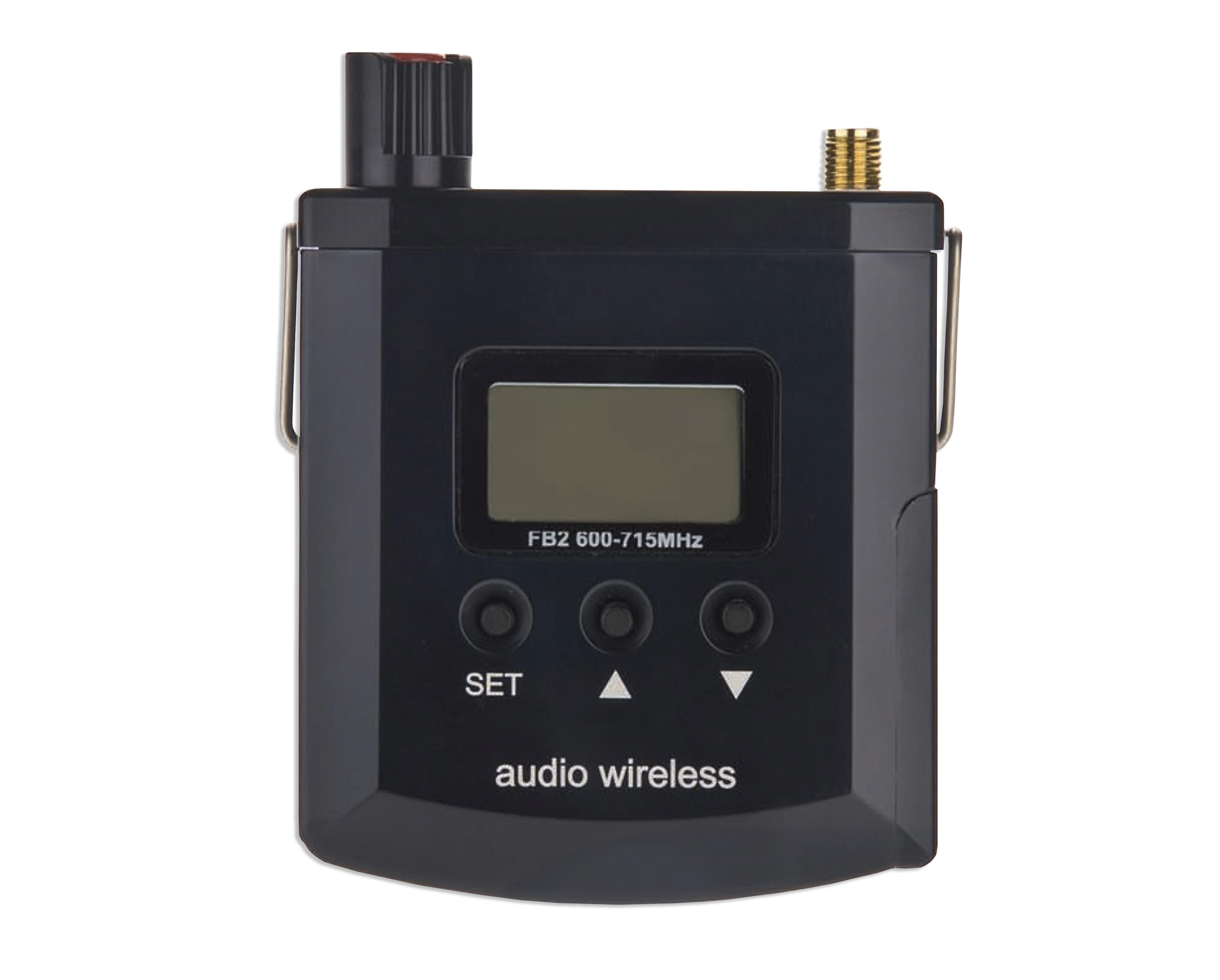 Audio Wireless MR-1
